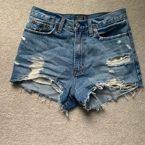 Abercrombie & Fitch Jean shorts!